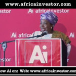 Dr Nkosazana Dlamini Zuma, Chairperson, AUC, at the Ai CEO Infrastructure Investment Summit 2013