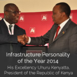 Infrastructure Personality of the Year 2014