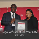 Legal Advisor of the Year 2014